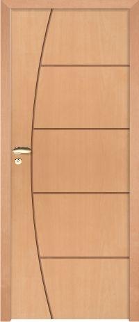 Folha de Porta Frisada 186 padrão imbuía