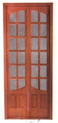 Folha de Porta Camarão Catedral Itauba