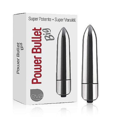 Vibrador E Massageador Bullet