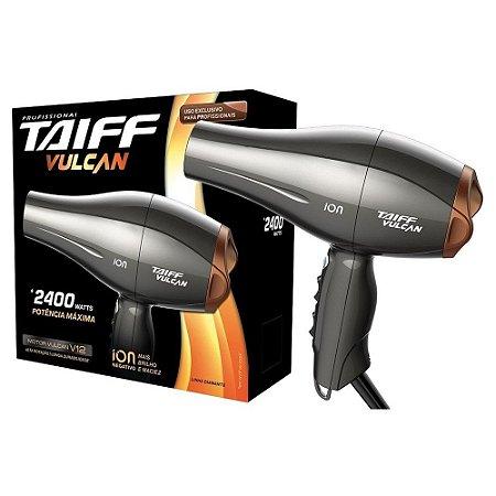 f09c62fd7 Secador taiff Vulcan 2400w - Aksa Cosmeticos