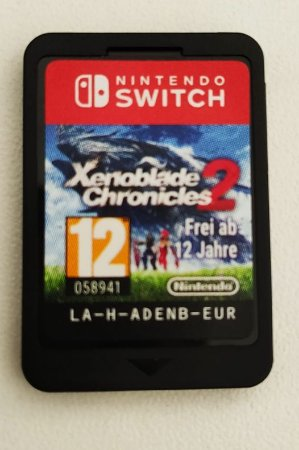 Xenoblade Chronicles 2 - Nintendo Switch ( USADO )