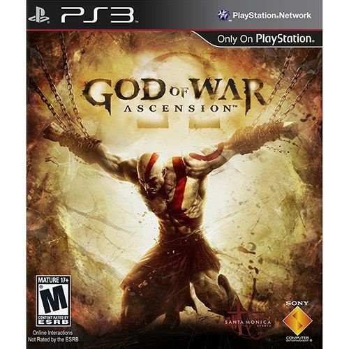 God of War: Ascension - PS3 ( USADO )