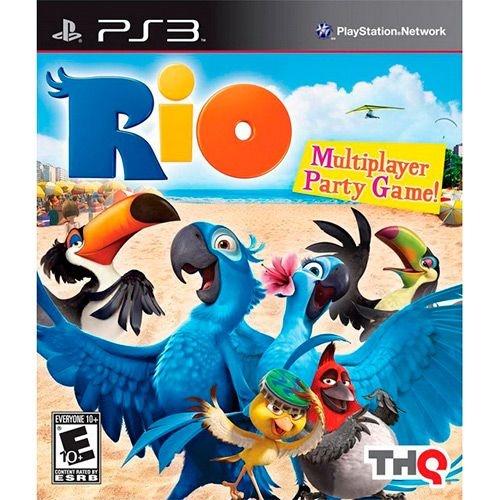 Rio PS3 - ( USADO SOMENTE O CD )