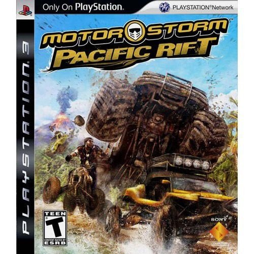 Motorstorm Pacific Rift - Ps3 ( USADO )