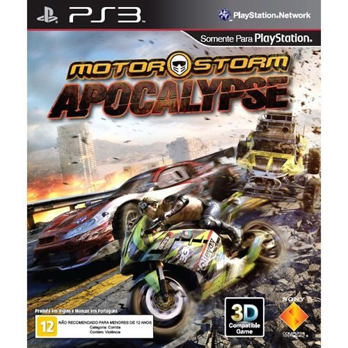 Motor Storm Apocalypse Ps3 ( USADO )