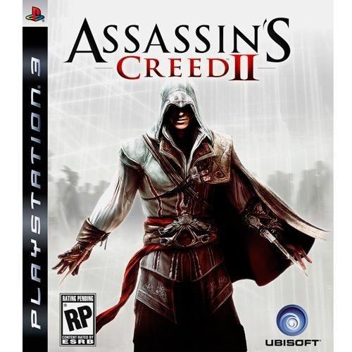 Assassins Creed 2 - PS3 ( USADO )