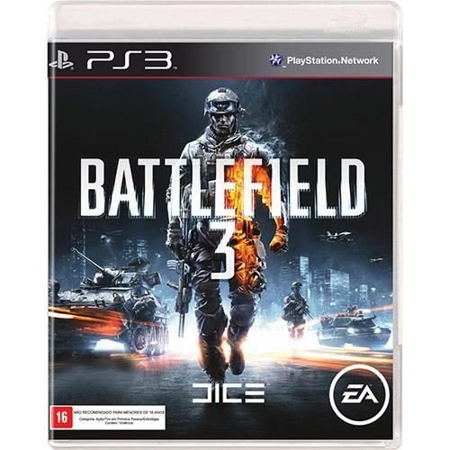 Battlefield 3 - PS3 ( USADO )