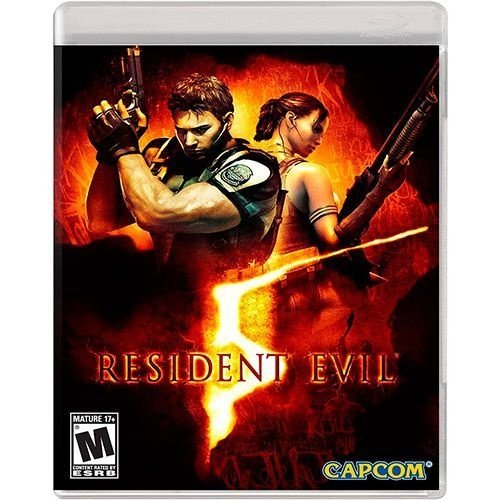 Resident Evil 5 - PS3 ( USADO )