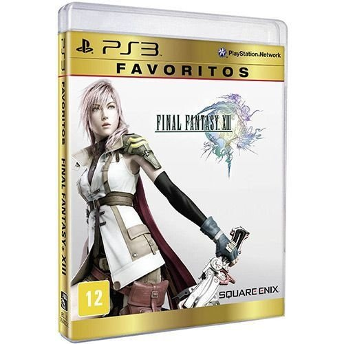 Final Fantasy XIII - PS3 ( USADO )