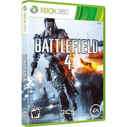 Battlefield 4 - XBOX 360 ( USADO )