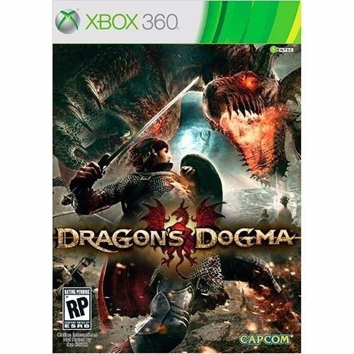 Dragons Dogma - Xbox 360 ( USADO )