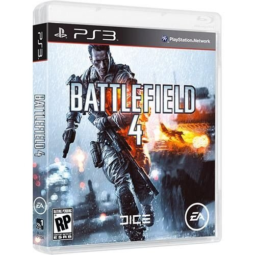 Battlefield 4 - PS3 ( USADO )