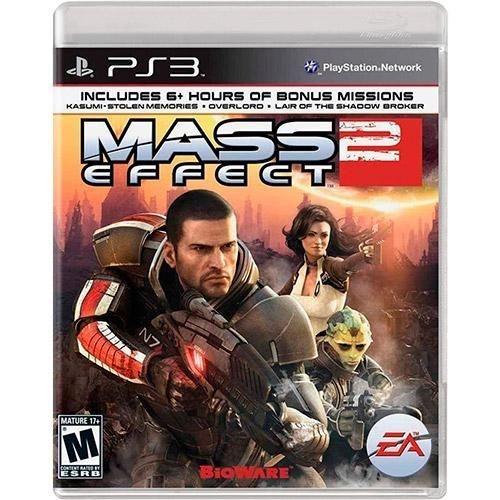 Mass Effect 2 - Playstation 3 ( USADO )