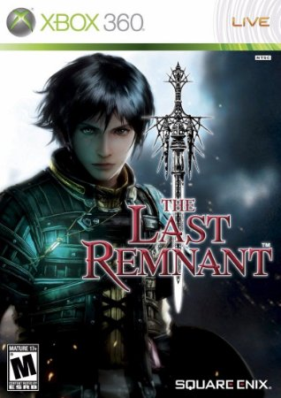 The Last Remnant - Xbox 360 ( USADO )