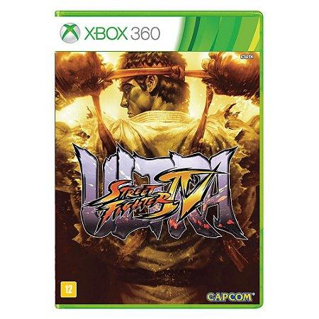 ULTRA STREET FIGHTER IV - Xbox 360 ( USADO )