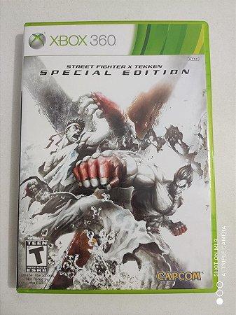 Street fighter vs tekken special edition - Xbox 360 ( USADO )