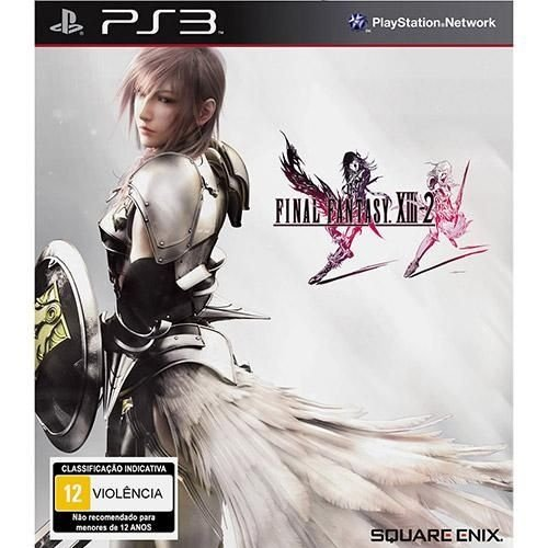 Final Fantasy XIII-2 - PS3 ( USADO )