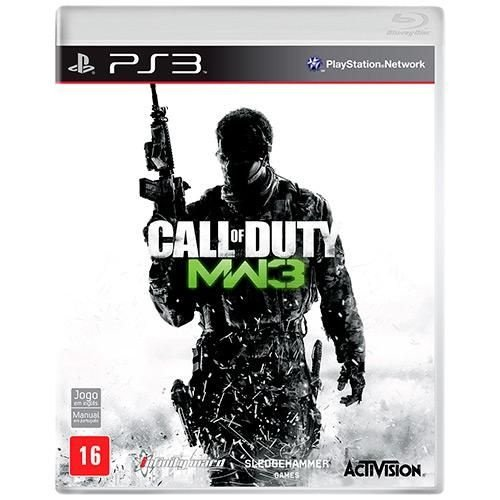 Call of Duty Modern Warfare 3 - PS3 ( USADO )