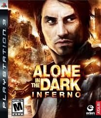 Alone In The Dark Inferno - Ps3 ( USADO )