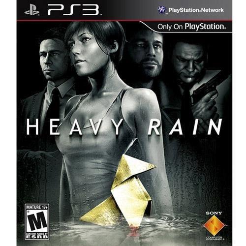 Heavy Rain - PS3 ( USADO )