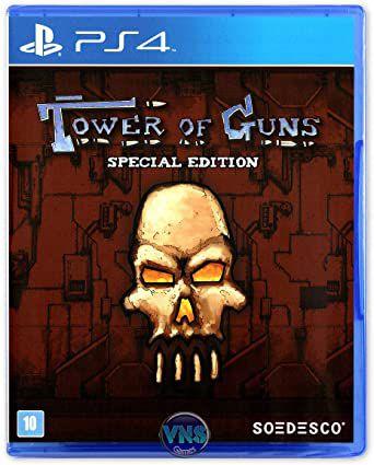 Tower Of Guns Special Edition - Ps4 ( USADO )