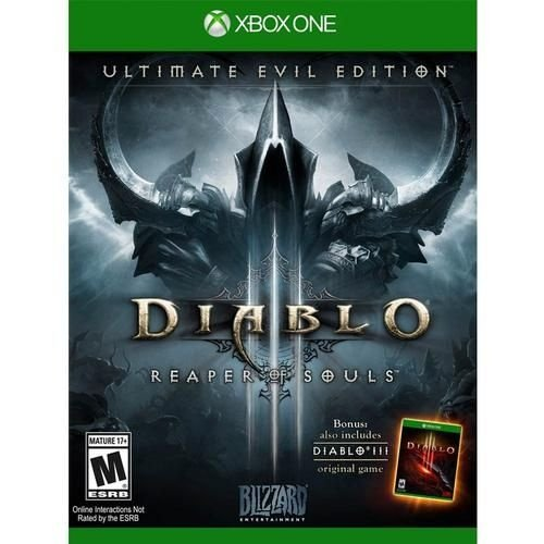Diablo 3 Reaper Of Souls - Xbox One ( USADO )
