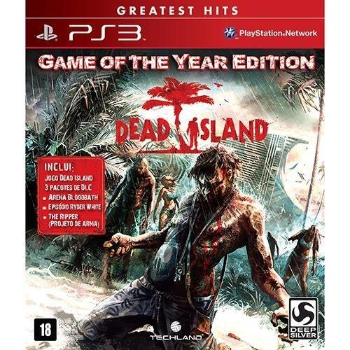 Dead Island - PS3 ( USADO )
