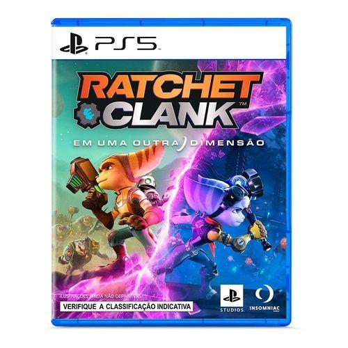 Ratchet & Clank: Em Uma Outra Dimensão - PS5 ( NOVO )