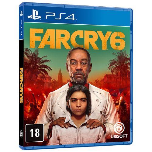 Farcry 6 - Ps4 ( NOVO )