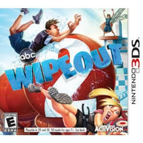 Wipeout 2 - 3ds ( USADO )