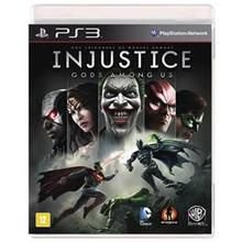 Injustice God Among Us - Ps3 ( USADO )