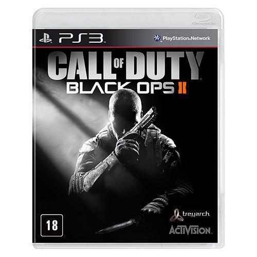 Call of Duty Black Ops 2 - PS3 ( USADO )