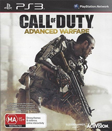 Call Of Duty Advanced Warfare - PS3 ( USADO )