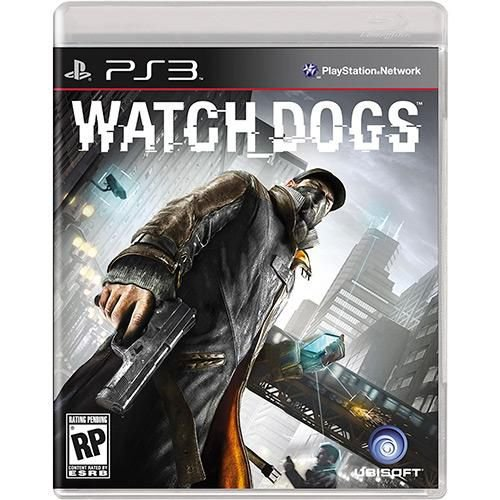 Watch Dogs - PS3 ( USADO )
