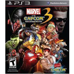 Marvel vs. Capcom 3: Fate of Two Worlds PS3 ( USADO )