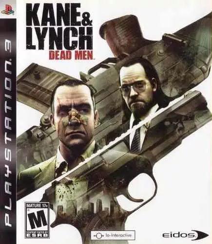 Kane & Lynch Dead Men - Ps3 ( USADO )