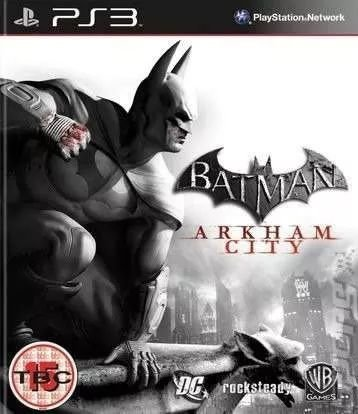Batman: Arkham City PS3 ( USADO )