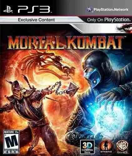 Mortal kombat - Ps3 ( USADO )