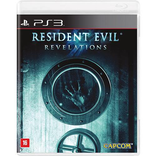 Resident Evil: Revelations - PS3 ( USADO )