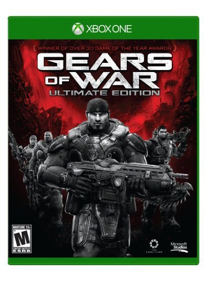 GEARS OF WAR: ULTIMATE EDITION - XBOX ONE ( USADO )