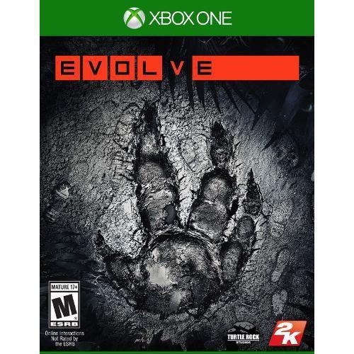 Evolve - Xbox One ( USADO )