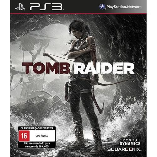 Tomb Raider - PS3 ( USADO )