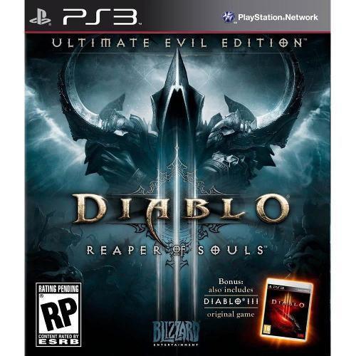 Diablo 3 Reaper Of Souls - Ps3 ( USADO )