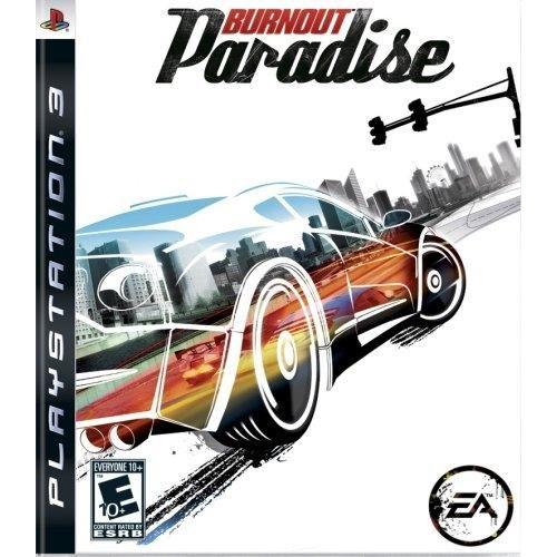Burnout Paradise - Ps3 ( USADO )