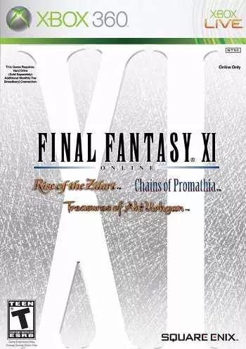 Final Fantasy 11 - Xbox 360 ( USADO )