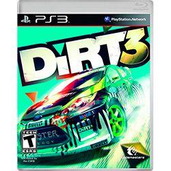 DiRT 3 - PS3 ( USADO )
