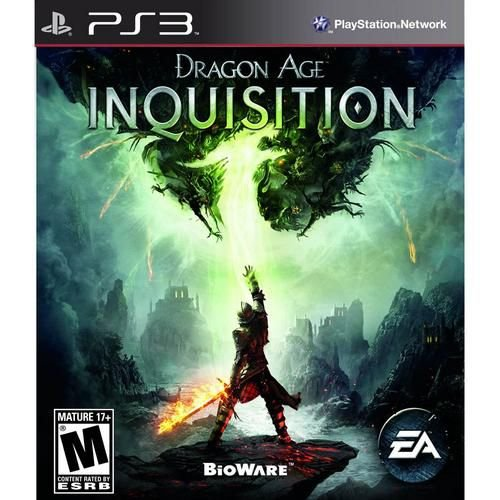 Dragon Age Inquisition - Ps3 ( USADO )