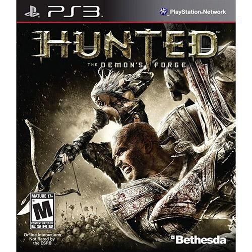 Hunted: The Demon's Forge - PS3 ( USADO )