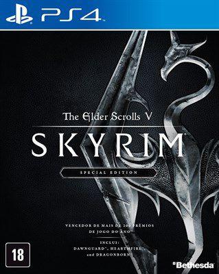 THE ELDER SCROLLS V: SKYRIM SPECIAL EDITION - PS4 ( USADO )