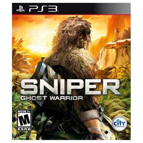 Sniper: Ghost Warrior - Ps3 ( USADO )